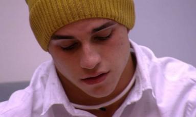 Manoel foi eliminado do 'BBB 17' Foto: Reprodução