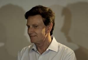 O prefeito Marcelo Crivella Foto: Gabriel de Paiva - 16/02/2017 / Agência O Globo