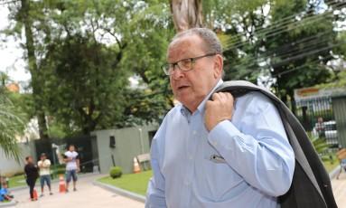 Delator da Lava-Jato, Zwi Skornicki pediu a Moro para cumprir pena em casa, sem tornozeleira eletrônica Foto: Geraldo Bubniak /Agência O Globo