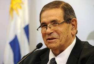 Carlos Diáz, secretário nacional Antilavagem do Uruguai Foto: Walter Paciello/Presidência do Uruguai
