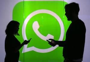 A atualização do WhatsApp desagradou parte dos usuários Foto: Reprodução