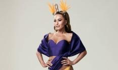 Sabrina Sato Foto: Pedrita Junckes / Beleza: Henrique Martins Styling: Yan Acioli