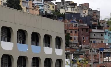 Escola na Maré Foto: Custódio Coimbra (Arquivo O Globo) / Agência O Globo