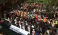 Foliões festejam ao som do Baile do Pimentinha, que faz festa para as crianças no Rio Design Barra. Foto: Divulgação/Rio Design Barra