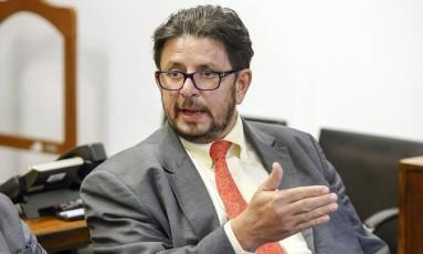 O deputado Fábio ramalho (PMDB-MG), vice-presidente da Câmara Foto: Gilmar Felix/Câmara dos Deputados/21-02-2017