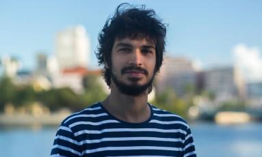 Thales Junqueira, diretor de arte Foto: Maira Iabrudi / Divulgação