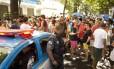 Policiamento atuará nos blocos e outros pontos de grande concentração de pessoas Foto: Marcia Foletto / Agência O Globo