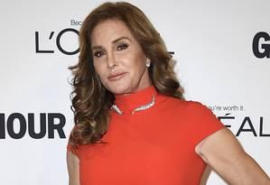 Republicana, Caitlyn Jenner acreditava que Trump defenderia a comunidade LGBTQ, mas se frustrou com ações para limitar acesso Foto: Jordan Strauss / AP
