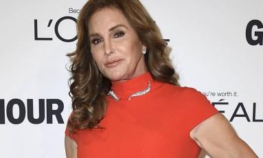 Republicana, Caitlyn Jenner acreditava que Trump defenderia a comunidade LGBTQ Foto: Jordan Strauss / AP