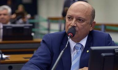 Deputado Lelo Coimbra (PMDB-ES) Foto: Câmara dos Deputados / Divulgação