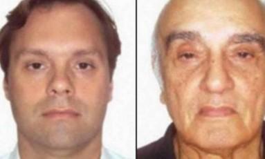 Bruno e o pai, Jorge Luz, operadores do PMDB e alvos da 38ª fase da operação Lava-Jato Foto: Divulgação / Divulgação