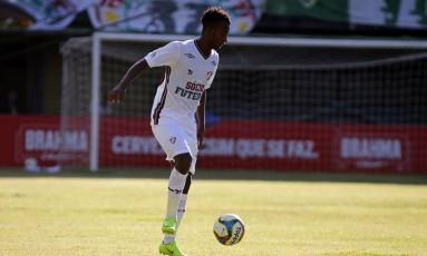 Orejuela chegou ao Fluminense neste ano e trouxe qualidade ao meio-campo Foto: Nelson Perez/Fluminense F.C.