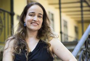 """Pesquisadora da Fiocruz, Brenda Hoagland alerta sobre sobre maior número de infecções: """"a epidemia está aumentando"""" Foto: Guito Moreto"""