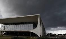 O Palácio do Planalto Foto: Givaldo Barbosa / Agência O Globo / 7-3-2016
