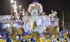 Carnaval 2017 Acadêmicos do Sossego Foto: Diego Mendes / Agência O Globo