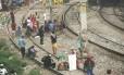 """Consumo de crack em Higienópolis, no Rio, em 2011, ano em que o programa """"Crack, é possível vencer"""" foi lançado pelo governo federal Foto: Reginaldo Pimenta / Reginaldo Pimenta/4-2-2011"""