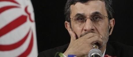O ex-presidente do Irã Mahmud Ahmadinejad não possui mais papel ativo na vida política do país Foto: Bebeto Matthews / AP