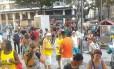 Após relatos de agressões, as promotoras foram substituídas por homens Foto: Divulgação
