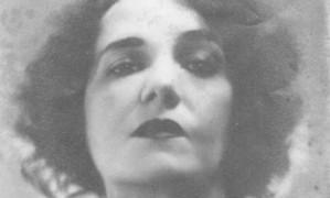 A escritora Gilka Machado, admirada por Drummond e Mário de Andrade, que morreu em 1980 Foto: Acervo pessoal / Divulgação