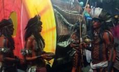 Paraíso do Tuiuti Foto: O Globo