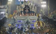 Desfiles das Escolas de Samba do Grupo Especial. Vila Isabel Foto: Alexandre Cassiano / Agência O Globo