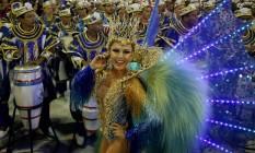 Carnaval 2017 / União da Ilha - Desfile das Escolas de Samba do Grupo Especial Foto: Márcio Alves / Agência O Globo