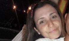 Argentina Natalia Cappetti, de 42 anos, atingida por tiro no Morro dos Prazeres Foto: Reprodução