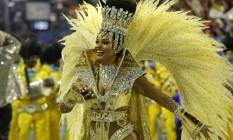 Desfile das escolas de samba do Grupo Especial. GRES Unidos da Tijuca Foto: Márcio Alves / Agência O Globo