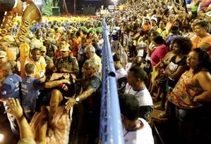 Agência O Globo Foto: Pablo Jacob. / Agência O Globo