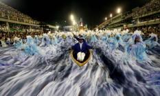 PORTELA - Desfile das Escolas de Samba do Grupo Especial Foto: Márcio Alves / Agência O Globo