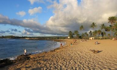 Área de armazenamento do gás vai da costa da América Central até o Havaí (foto) Foto: Christiana Lee/ 26-11-2014