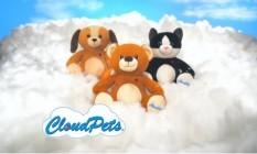 CloudPets - brinquedos permitem que os pais conversem com os filhos remotamente Foto: Reprodução