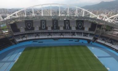Estádio Nilton Santos, o Engenhão Foto: Diario MXM/Divulgação