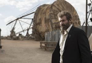 """Hugh Jackman interpreta Wolverine em """"Logan"""", seu último filme na pele do personagem Foto: Ben Rothstein / Divulgação"""