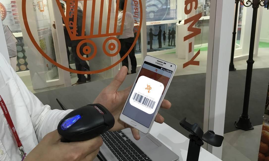 5ce66b776 Empresas investem em tecnologias para popularizar pagamento via ...