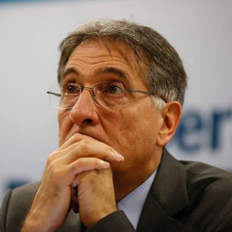 O governador de Minas Gerais, Fernando Pimentel Foto: Pablo Jacob / Agência O Globo / 17-5-2016