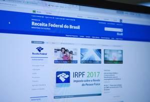 Foto Michel Filho/Agência O Globo