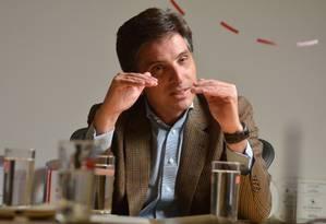 O ex-presidente da Odebrecht Ambiental, Fernando Reis Foto: Agência O Globo