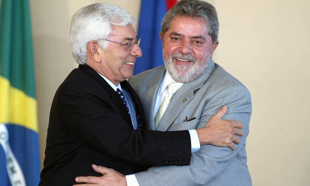 BELIZE. Custo anual da embaixada brasileira: R$ 3,26 milhões.   Lula recebeu Said Musa, o primeiro-ministro da nação centro-americana no Palácio do Planalto em 7 de junho de 2005. Foto: Gustavo Miranda / PR