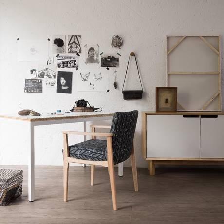 Design escandinavo no FJ Pronto Pra Levar: quanto mais clean, melhor Foto: Divulgação
