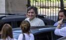 Máximo Kirchner vai a tribunal apresentar defesa Foto: DANIEL VIDES / AFP
