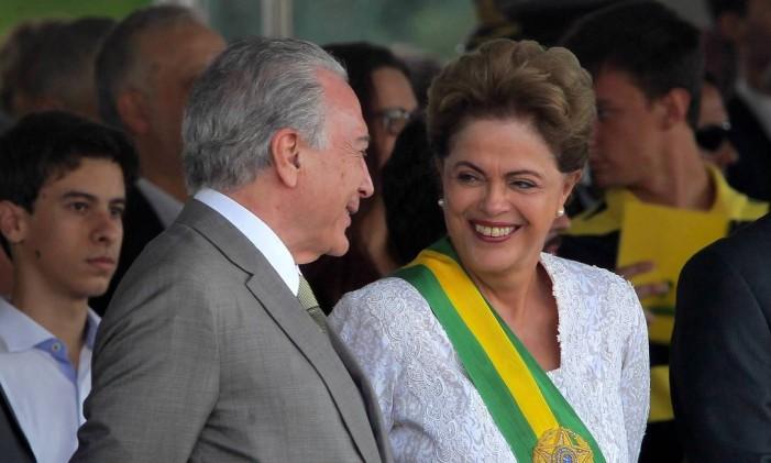 Entre as despesas citadas no processo estão recursos repassados a uma gráfica sob suspeita de ser de fachada, por exemplo Foto: Aílton de Freitas / O Globo