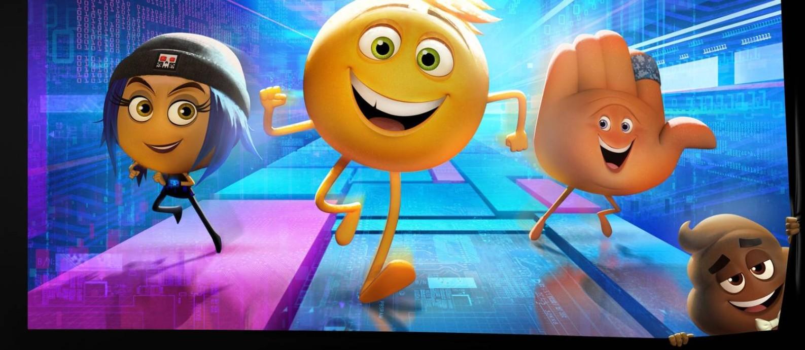 Patrick Stewart vai dublar o 'emoji de cocô' em filme Foto: Divulgação