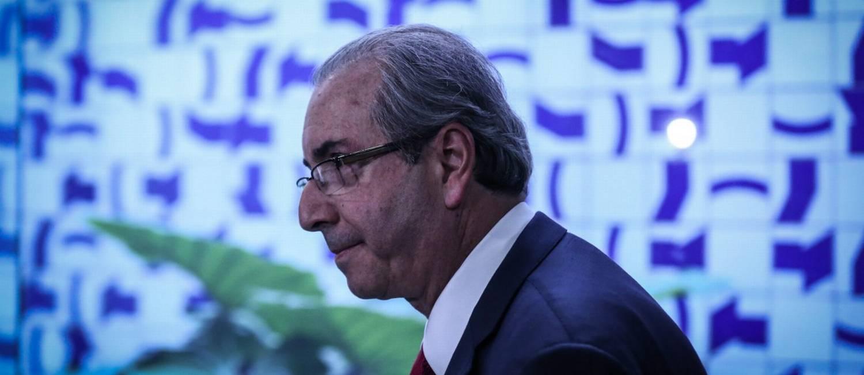 Ex-deputado Eduardo Cunha Foto: André Coelho / Agencia O Globo