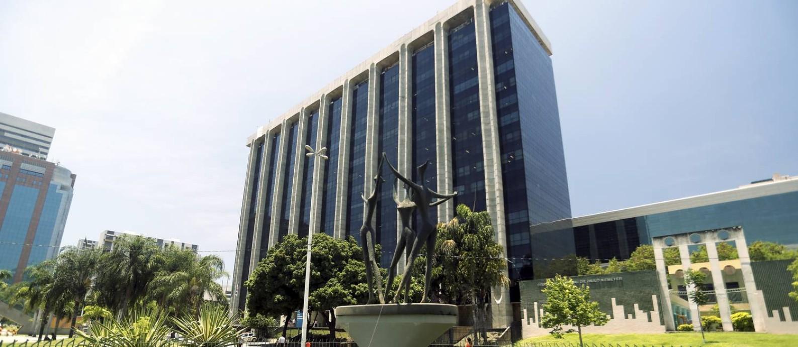 Sede da prefeitura do Rio Foto: Gabriel de Paiva / Agência O Globo