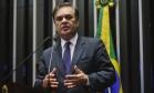 O senador Cássio Cunha Lima (PSDB-PB) discura na tribuna do Senado Foto: Moreira Mariz/Agência Senado