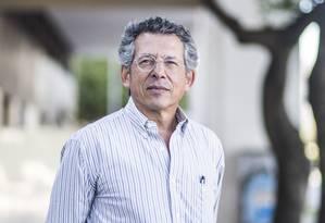 Paulo Levy, economista do IPEA Foto: Terceiro / Agência O Globo