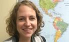 Miriam Müller, cientista social alemã Foto: Arquivo pessoal