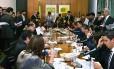 Dep. Mariana Carvalho (PSDB-RO) conduz Reunião de líderes desta quarta-feira