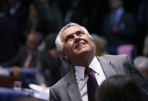 Senador Ronaldo Caiado (DEM-GO) Foto: Jorge William / Agência O Globo